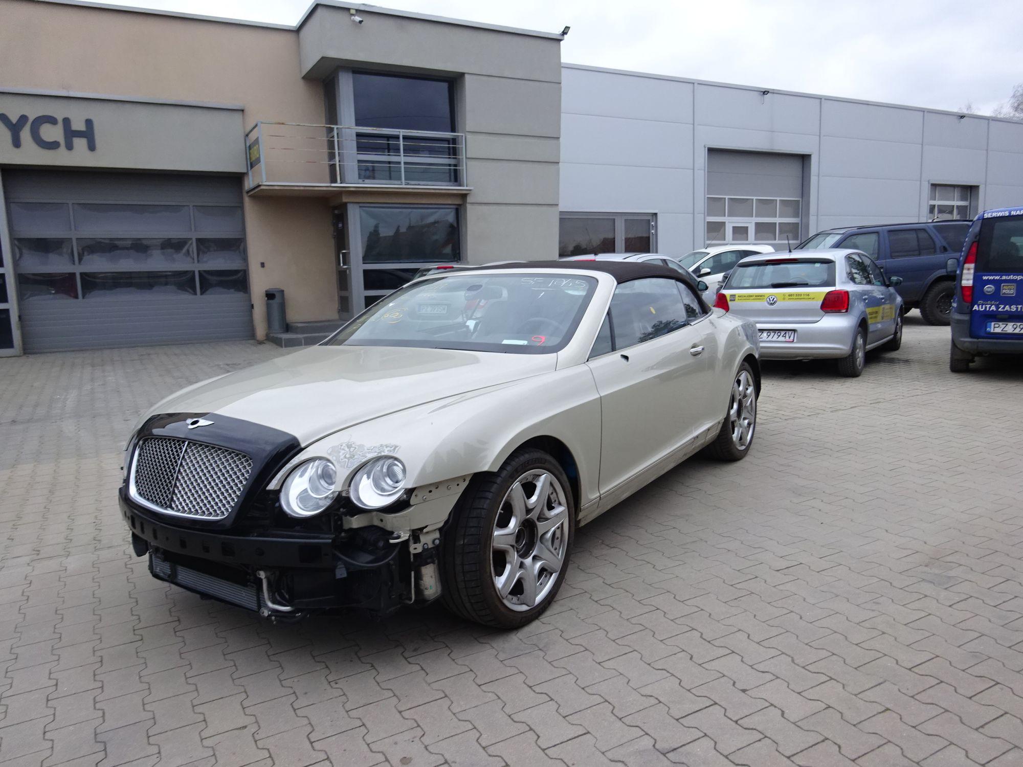 Bentley Continental Supersport Cabrio