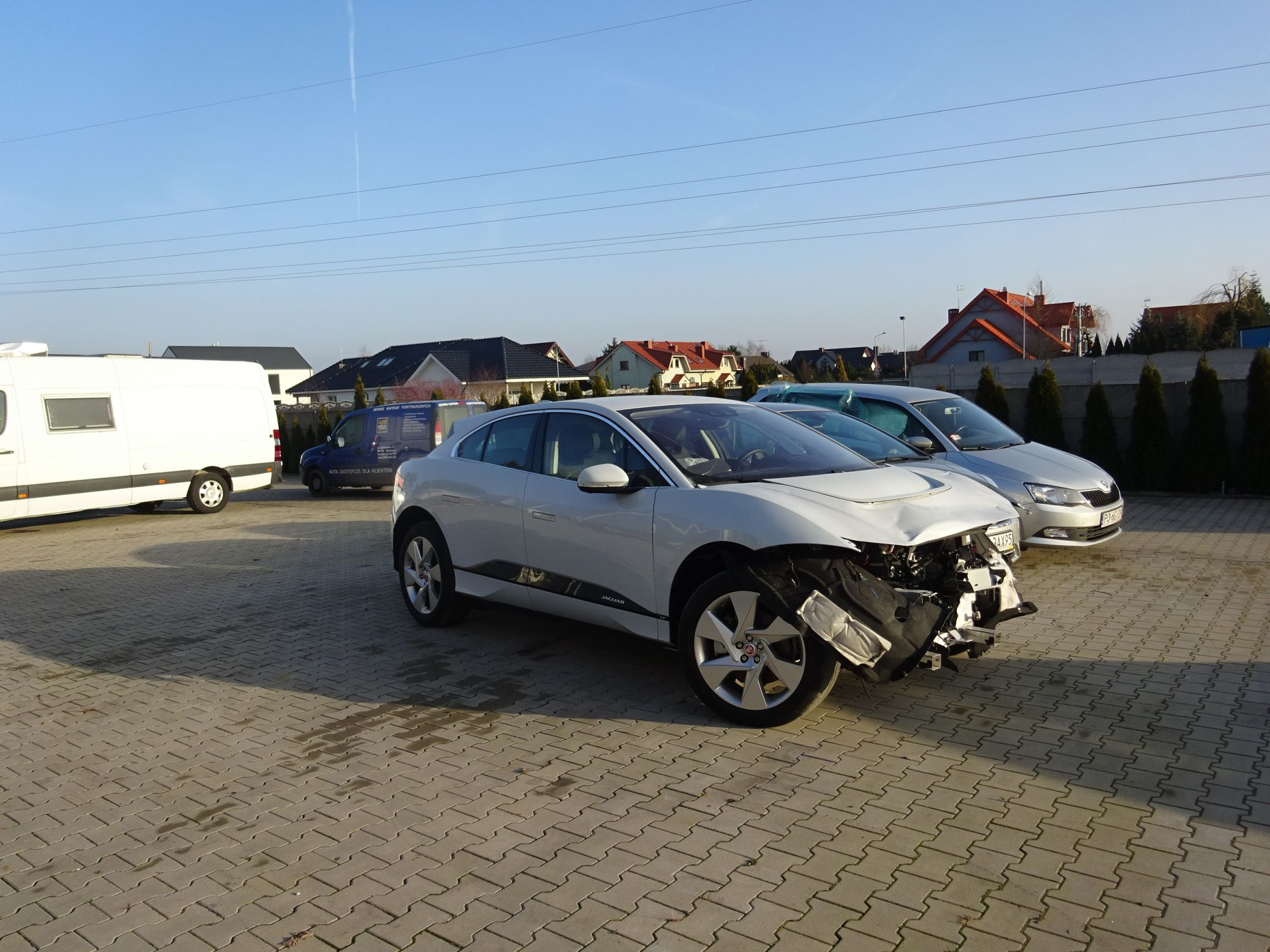 Jaguar I-Pace EW400 elektryk